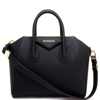 Small Rubberised Antigona Bag - GIVENCHY