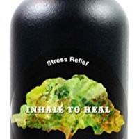 Inhale to Heal Natural Stress Relief Essential Oil Blend 1 Ounce