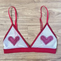 Sweetheart Bralette from LA With Love