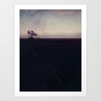 Roots Art Print by Ingrid Beddoes