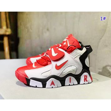 NIKE Air Barrage Mid New fashion hook couple sports shoes 1#