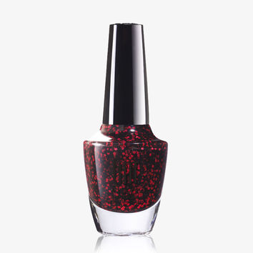 UNT Backstage Pass Nail Polish - BF020 (Black Rockfest Collection)