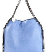 Stella McCartney 'Falabella Shaggy Deer' fold over tote