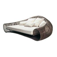 Kenneth Cobonpue Croissant Sofa, Contemporary Leather Sofa & Leather Sectional Sofas   SwitchModern
