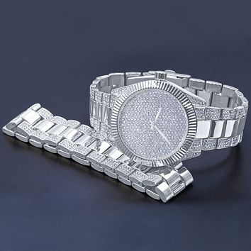BLING MASTER PERSONIFIED ULTRA BLING WATCH SET