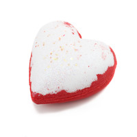 Misbehavin' Heart Bath Bomb