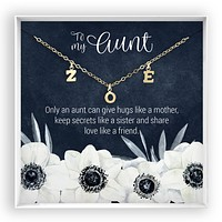 Aunt   Name Necklace