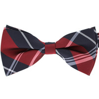 Tok Tok Designs Pre-Tied Bow Tie for Men & Teenagers (B76)