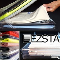 EZSTAX: Organize Closets, Dressers, Laundry, and Offices.