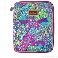 Lilly Pulitzer Notebook Folio Lilly's Lagoon