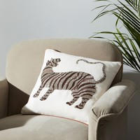 TIGER PILLOW COVER