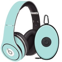 Mint Decal Skin for Beats Studio Headphones & Carrying Case by Dr. Dre