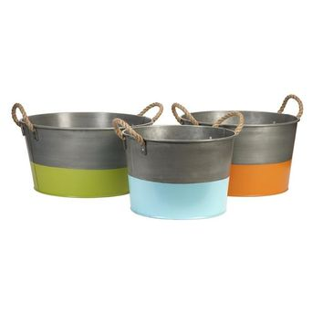 Chelsea Round Tubs - Set of 3