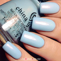 China Glaze Dashboard Dreamer Nail Polish (Road Trip Collection)