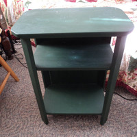 Vintage two tiered side or accent table