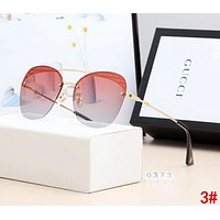 GUCCI Newest Fashionable Women Summer Sun Shades Eyeglasses Glasses Sunglasses