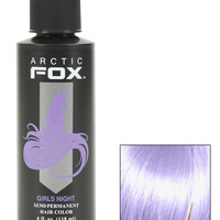 Arctic Fox Semi-Permanent Girls Night Hair Dye