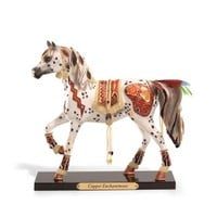 Trail of Painted Ponies Copper Enchantment Pony Figurine 7.13-Inch