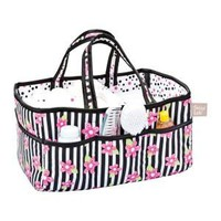Trend Lab Zahara Stripe Storage Caddy