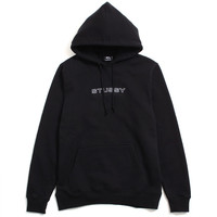 Outline Pullover Hoody Black
