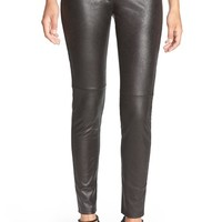 Trouvé Faux Leather Leggings | Nordstrom