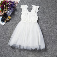 Kids Girls Baby Dress Products For Children = 4457519172