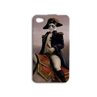 Funny Grumpy Cat Riding Horse Napoleon Cute Phone Case iPhone Hot Cool Animal
