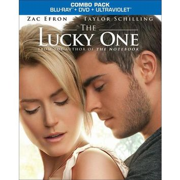 The Lucky One (2 Discs) (Includes Digital Copy) (UltraViolet) (Blu-ray/DVD) (W) (Widescreen)