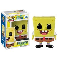 SpongeBob SquarePants Pop! Vinyl Figure - Funko - SpongeBob SquarePants - Pop! Vinyl Figures at Entertainment Earth