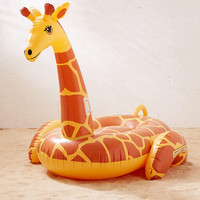 Giant Giraffe Pool Float - Urban Outfitters