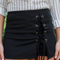 Midnight Hour Skort