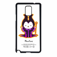 Hello Kitty Love Maleficent Disney Samsung Galaxy Note 4 Case