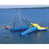 The Floating Rope Swing