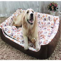 Waterproof Durable Sofa Bed Footprint Design For Small, Medium, Large Dogs