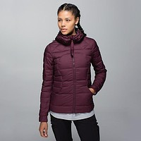 Lululemon Fashion Casual Down Cardigan Jacket Coat