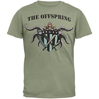 The Offspring - Crest Soft T-Shirt