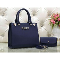 Gucci Sells Fashion Ladies Pure Leather Single Shoulder Bag Shopping Bag