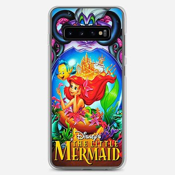 Ariel Tattoo Doodle Samsung Galaxy S10 Plus Case