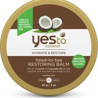 Yes to Coconuts Head To Toe Restoring Body Balm