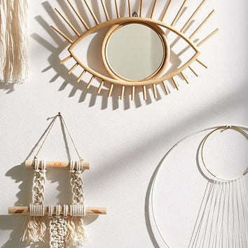 Open Eye Mirror - Urban Outfitters