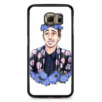 Twenty One Pilots Tyler Joseph Fan Art Samsung Galaxy S6 Edge Plus Case