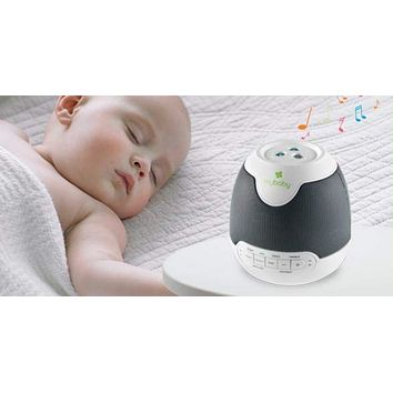 Baby Infant Newborn Nursery Soothing Lullaby Sound Sleep Music Player Projector