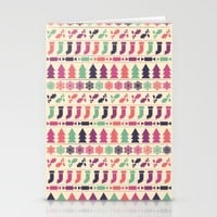 Christmas 2016 Stationery Cards by Fimbis