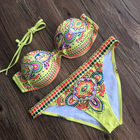 Sexy Swimsuit Hot Summer New Arrival Beach Adjustable Swimwear Bikini [10603724687]