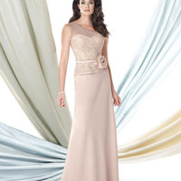 Mother of the Bride Dresses – Montage by Mon Cheri 114927 One Shoulder