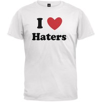 I Heart Haters T-Shirt