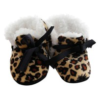 Baby Shoes 1 Pair Cute Crib Shoes Boots winter Boy