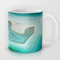 THE BEAUTY OF MINERALS 2 Mug by Catspaws