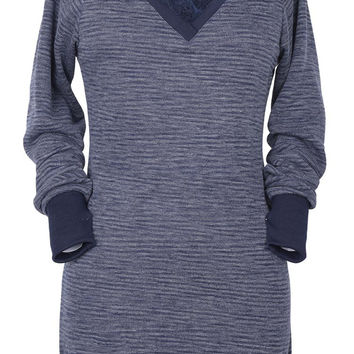 Cupshe Ultimate Cosiness Tunic Knitting Top