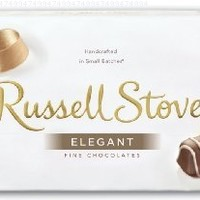 Russell Stover Elegant Assorted Artisan Chocolates, 11-Ounce Boxes (Pack of 3)